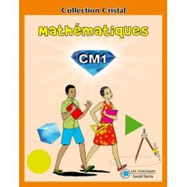 MATHEMATIQUES CM1 - CRISTAL