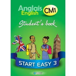 LIVRET D'ANGLAIS CM1 - START EASY
