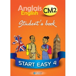LIVRET D'ANGLAIS CM2 - START EASY