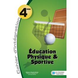 EDUCATION PHYSIQUE  ET SPORTIVE 4ème-MON CAHIER D'INTEGRATION