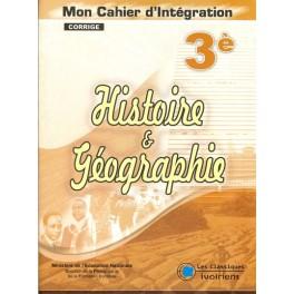 GUIDE HISTOIRE-GEOGRAPHIE 3ème CORRIGÉ