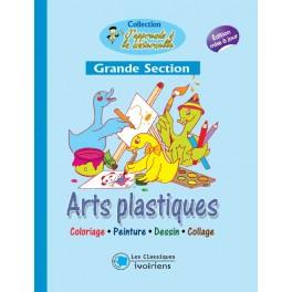 ARTS PLASTIQUES GRANDE SECTION
