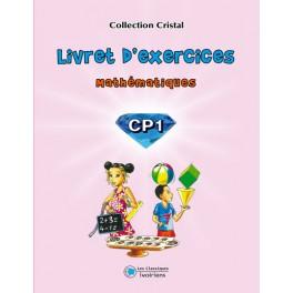 LIVRET D'EXERCICES MATHEMATIQUES CP1 - CRISTAL