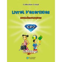 LIVRET D'EXERCICES MATHEMATIQUES CP2 - CRISTAL