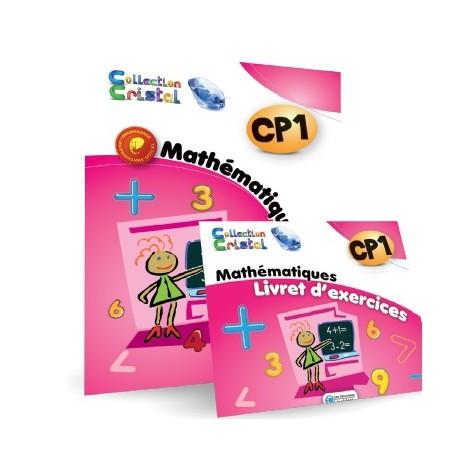 MATHÉMATIQUES CP1 & LIVRET D'EXERCICES CP1