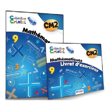 MATHÉMATIQUES CM2 & LIVRET D'EXERCICES CM2