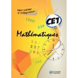 MON CAHIER D'INTÉGRATION Mathématiques CE1 (NE)