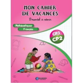 MON CAHIER DE VACANCES CP1 CP2
