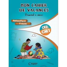 MON CAHIER DE VACANCES CE2 CM1