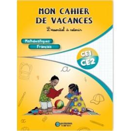 MON CAHIER DE VACANCES CE1 CE2