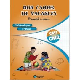 MON CAHIER DE VACANCES CM1 CM2