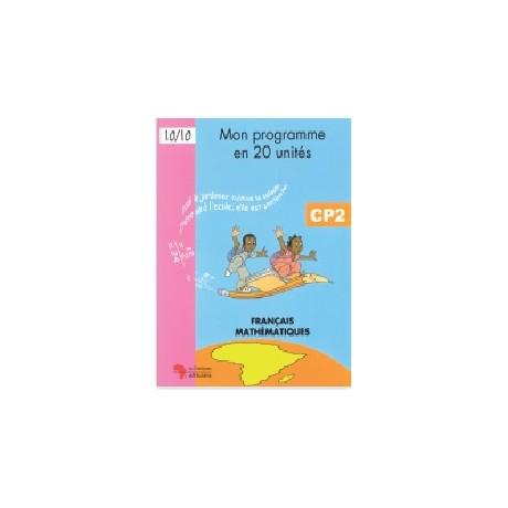 MON PROGRAMME EN 20 UNITE CP2