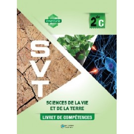 SCIENCES DE LA VIE ET DE LA TERRE 2nd C (Livret de compétences)