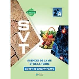 SCIENCES DE LA VIE ET DE LA TERRE 2nd A (Livret de compétences)