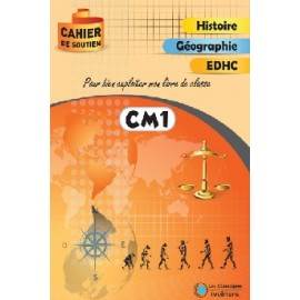 HISTOIRE GÉOGRAPHIE EDHC CM1
