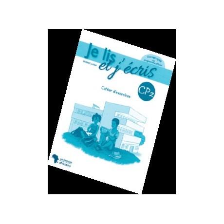 je lis et j'ecris cahier d'exercices cp2