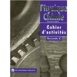 PHYSIQUE-CHIMIE 2nde C cahier d'activité