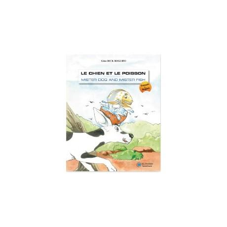 LE CHIEN ET LE POISSON — MISTER DOG AND MISTER FISH
